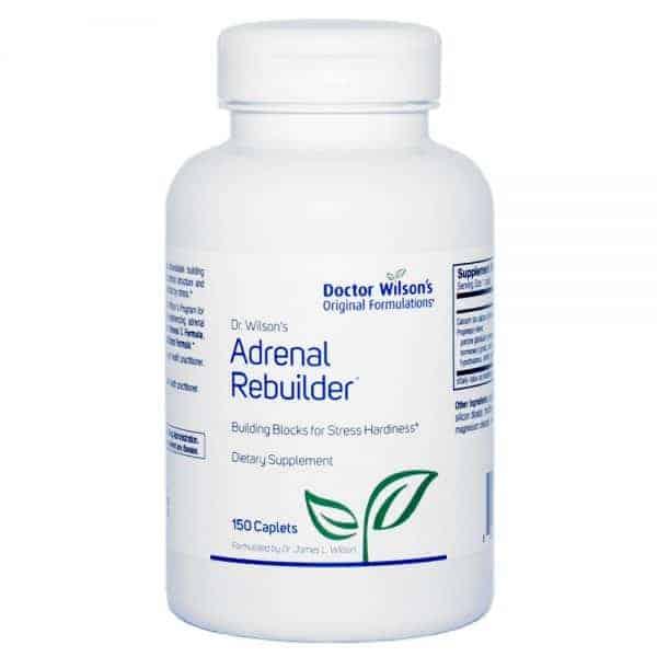 Adrenal Rebuilder 150caplets by Dr. Wilson's Original Formulations 1