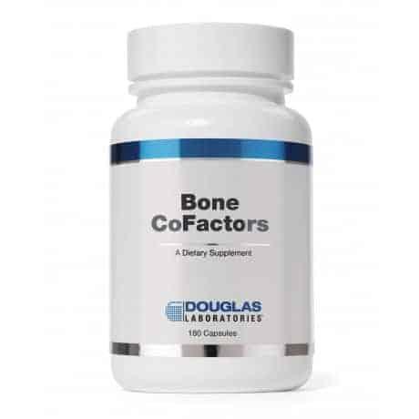 Bone CoFactors 180c by Douglas Laboratories