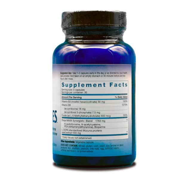 DOPA Maxx ES Extra Strength Dopamine Supplement 2