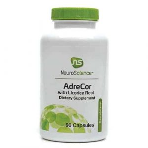 AdreCor with Licorice Root 90 caps by NeuroScience