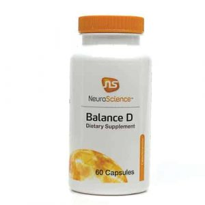 Balance D 60 caps by NeuroScience