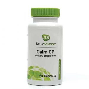 Calm CP 60 caps by NeuroScience