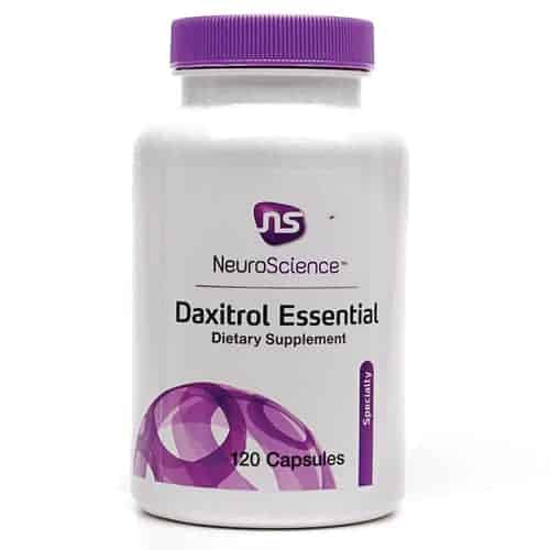 Daxitrol Essential 120 caps by Neuroscience