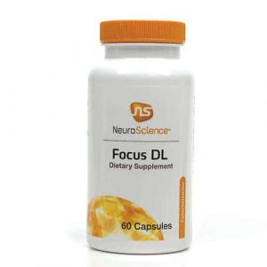Focus DL-Phenylalanine 500 mg 60caps by NeuroScience