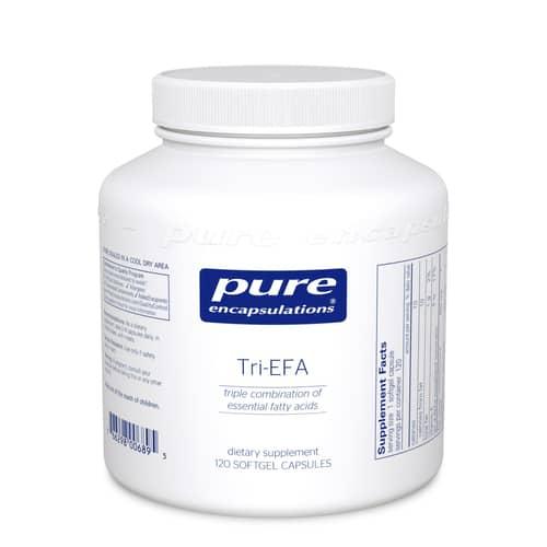 Tri-EFA 120sg by Pure Encapsulations