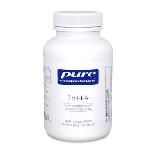 Tri-EFA 240sg by Pure Encapsulations