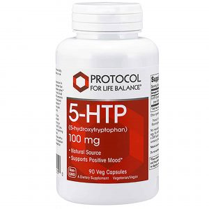 5 Htp 100mg 90vcaps By Protocol