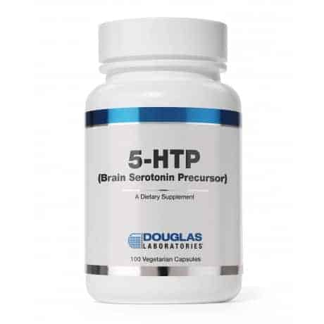5-HTP 50mg 100c by Douglas Labs