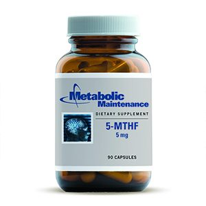 5-MTHF Extrafolate-S 5mg 90 caps by Metabolic Maintenance