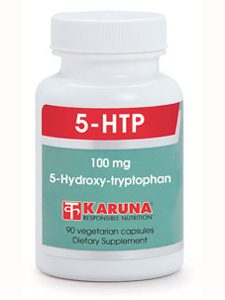 5HTP 100 mg by Karuna 90 caps
