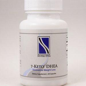 7-Keto DHEA 100mg 60 capsules
