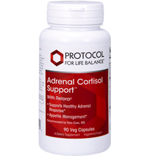 adrenal cortisol support 90 vcaps by protocol