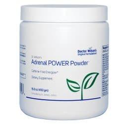 Adrenal Power Powder 450grams by Dr. Wilson's Original Formulations 1