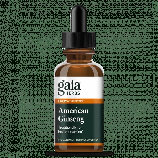 american ginseng root panax qui 1oz by gaia herbs