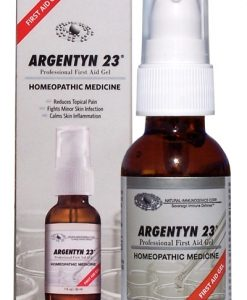 Argentyn 23 First Aid Gel 59 Ml 2 Oz By Allergy Research Group