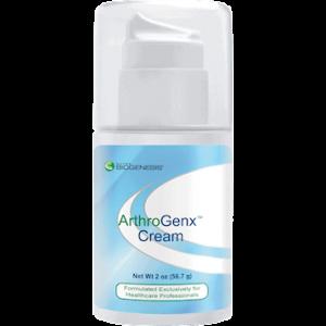 arthrogenx cream 2oz by biogenesis