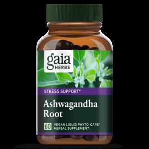 ashwagandha 60c by gaia herbs
