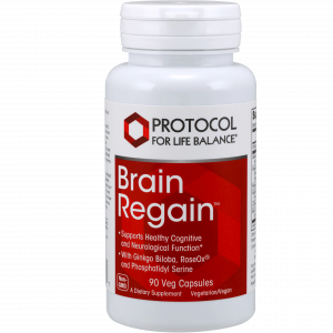 brain regain 90vcaps by protocol