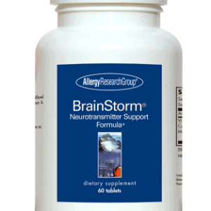 Brainstorm 60 Tabs By Allergy Research Group