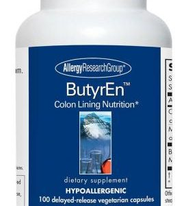 Butyren 100vcaps By Allergy Research Group