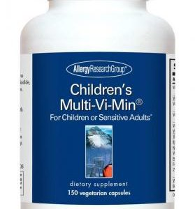Children's Multi Vi Min 150vcaps By Allergy Research Group