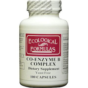 Co-Enzyme B Complex 100c by Ecological Formulas 1