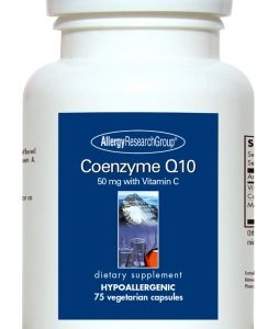 Coenzyme Q10 50mg 30vcaps By Allergy Research Group
