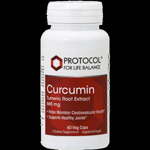 curcumin 665 mg 60 vegcaps by protocol