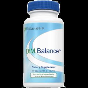dim balance 60 vegcaps by nutra biogenesis