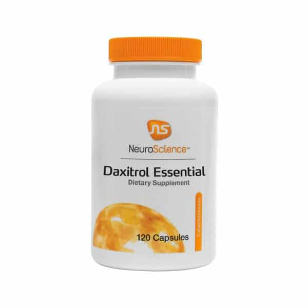 daxitrol essential 120 caps by neuroscience