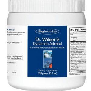 Dr. Wilsons Dynamite Adrenal 390g By Allergy Research Group