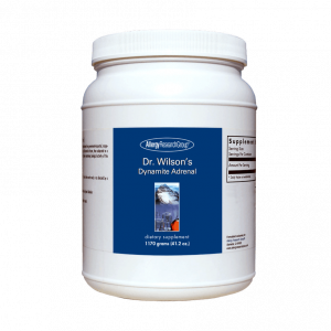 Dr. Wilson's Dynamite Adrenal Powder 1170g By Allergy Research Group