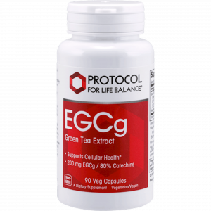 egcg green tea extract 90 vcaps by protocol