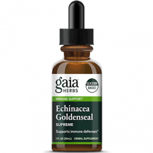 echinacea golden sup a f 1oz by gaia herbs