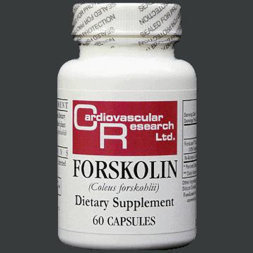 Forskolin 60c by Ecological Formulas 1