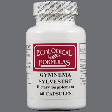 Gymnema Sylvestre 60c by Ecological Formulas 1