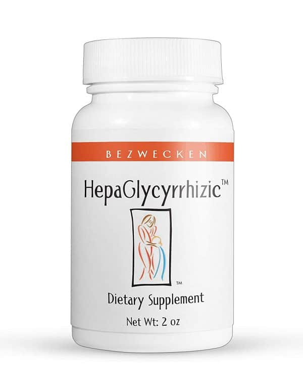 HepaGlycyrrhizic 58g by Bezwecken 1