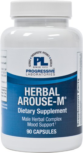 Herbal Arouse-M 90c by Progressive Labs 1