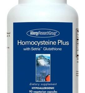 Homocysteine Plus 90 Vcaps By Allergy Research Group
