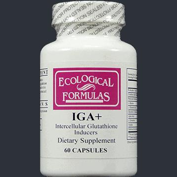 IGA+ 60c by Ecological Formulas 1