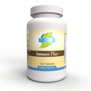 immuno plus 120 tabs by priority one