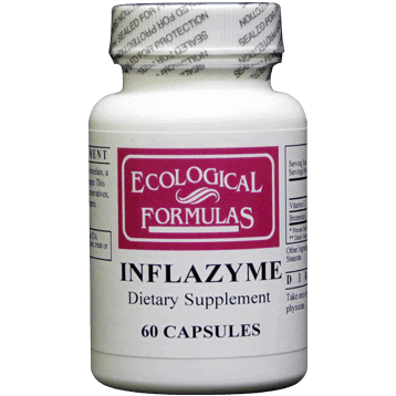 Inflazyme 60c by Ecological Formulas 1