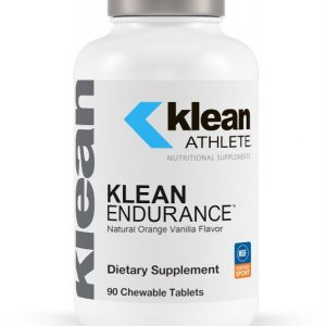 Klean Endurance 90 Chew Tabs By Douglas Laboratories