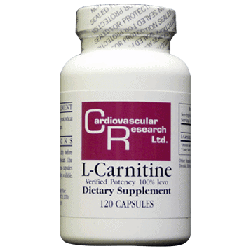 L-Carnitine 250mg 120c by Ecological Formulas 1