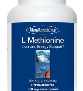 L Methionine 500mg 100vcaps By Allergy Research Group