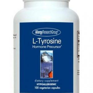 L Tyrosine 500mg 100vcaps By Allergy Research Group