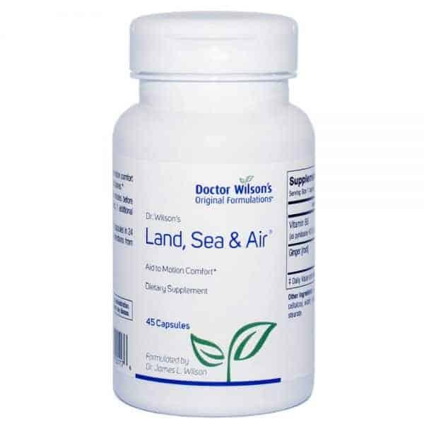 Land, Sea & Air 45caps by Dr. Wilson's Original Formulations 1