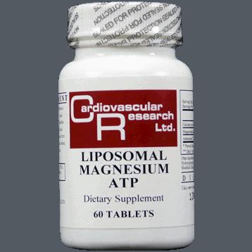 Liposomal Magnesium ATP 60t by Ecological Formulas 1