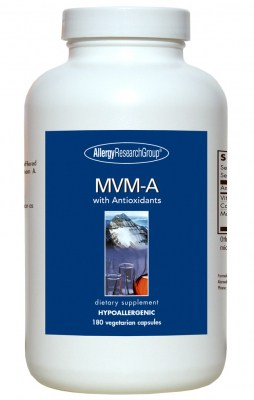 Mvm A Antioxidant Protocol 180vcaps By Allergy Research Group
