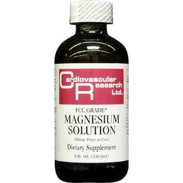 Magnesium Solution 8oz by Ecological Formulas 1